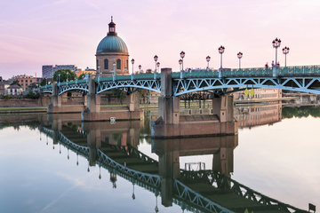 dans la région de Toulouse